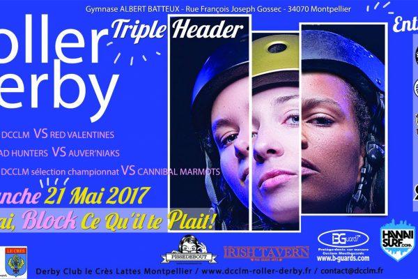 Roller-derby Montpellier