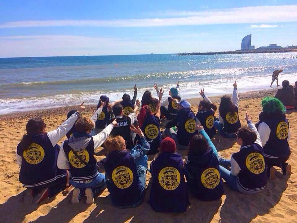 Auver'niaks à Barcelone